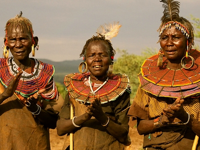 karamojong people